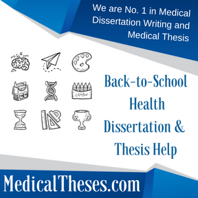 Back-to-School Health Dissertation & Thesis Help