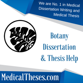 Botany phd thesis