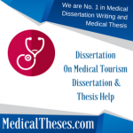 Dissertation On Medical Tourism