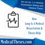 How Long Is A Medical Dissertation