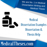 Medical Dissertation Examples