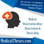 Medical Dissertation Ideas
