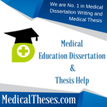 Medical Education Dissertation