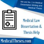Medical History Dissertation