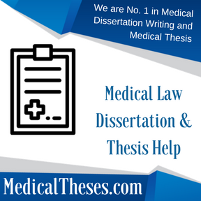 Medical History Dissertation & Thesis Help