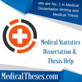 Medical Statistics Dissertation & Thesis Help
