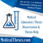 Medical laboratory Thesis