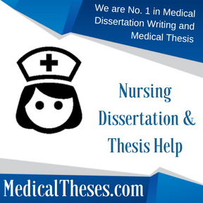 Nursing Dissertation & Thesis Help