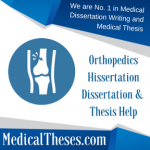 Orthopedics Hissertation