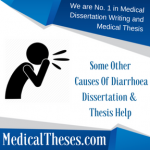 Some Other Causes Of Diarrhoea
