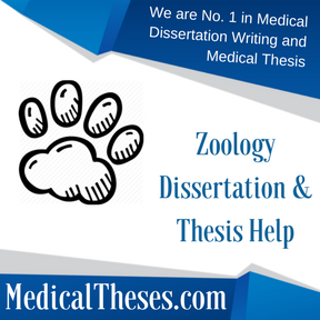 Zoology Dissertation & Thesis Help