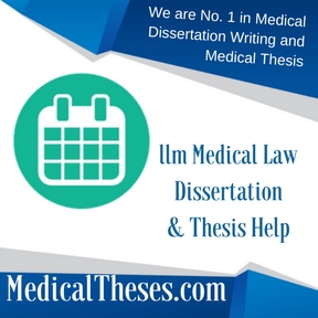 llm Medical Law Dissertations & Thesis Help